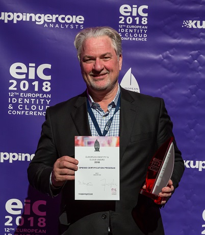 EIC 2018 Award Don Thibeau