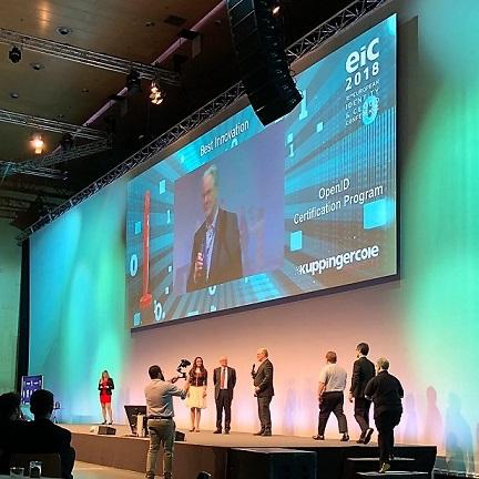 EIC 2018 Award State